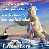 El Ártico se derrite