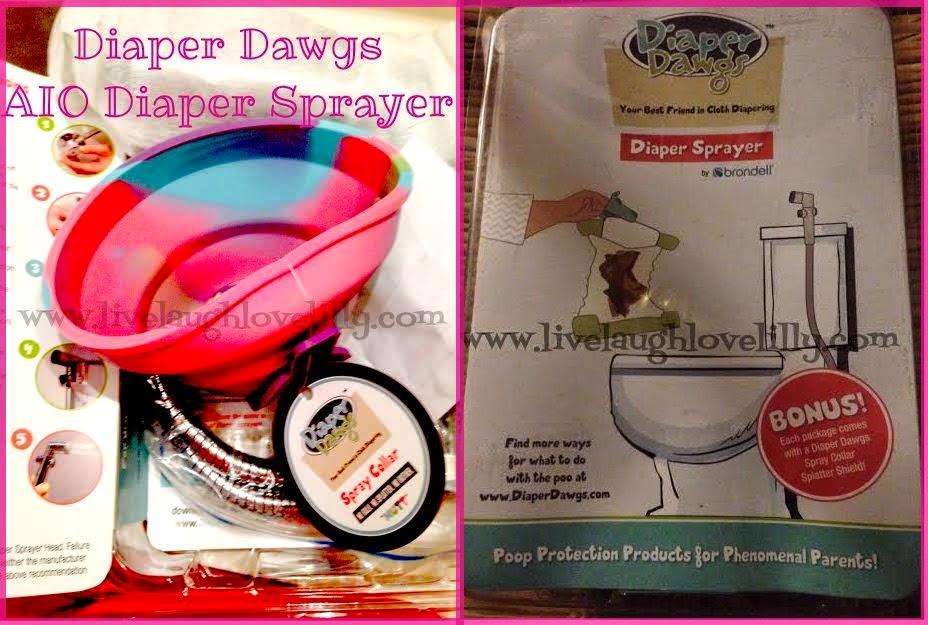 AIO Diaper Dawgs Review, AIO Diaper Sprayer,