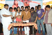 Hero Tarun Birthday Celebrations at Yuddham movie sets-thumbnail-10