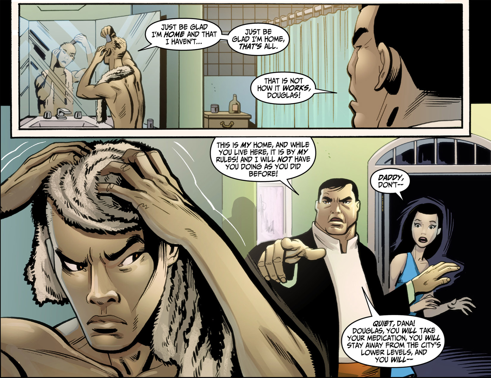 Batman Beyond (2012) Issue #3 #3 - English 13