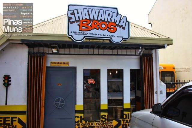 Shawarma Bros Concept Resto Pasig