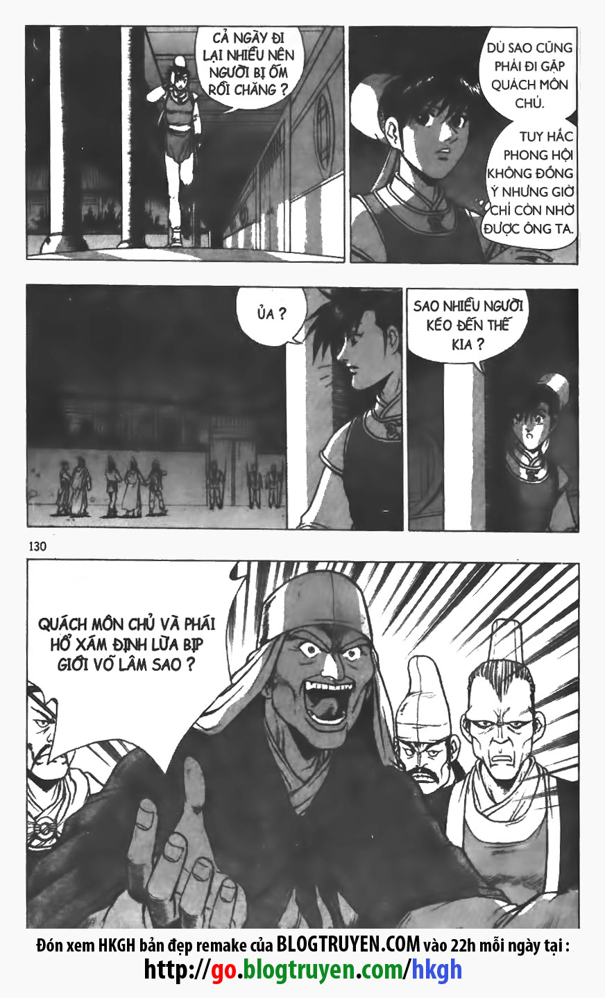 Hiệp Khách Giang Hồ chap 129 page 1 - IZTruyenTranh.com