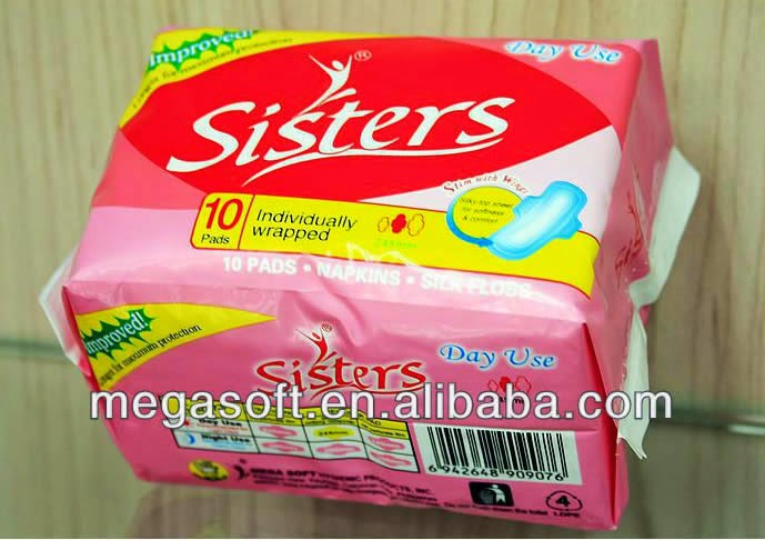 Sisters napkin