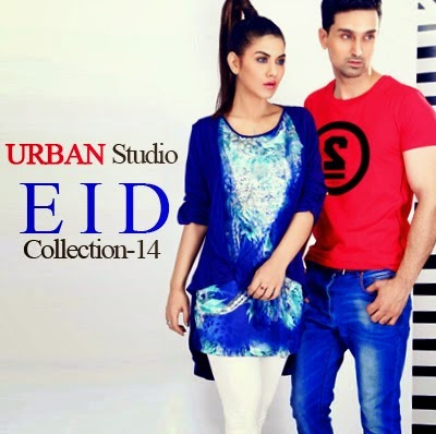 Urban Studio Boys-Girls Eid Dresses