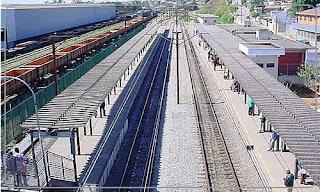Estação Engenheiro Manoel Feio