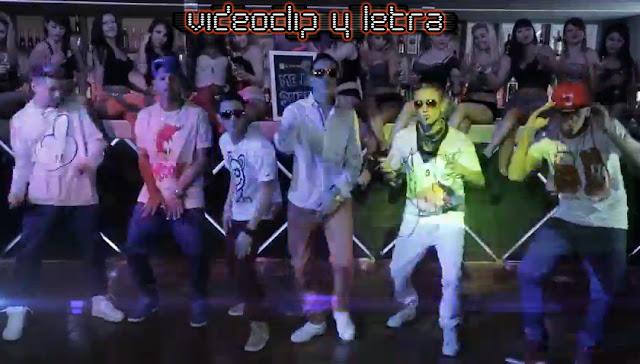 Los Nota Lokos feat 12 Millas - Me la sube