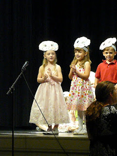Ethan's Preschool Graduation Program