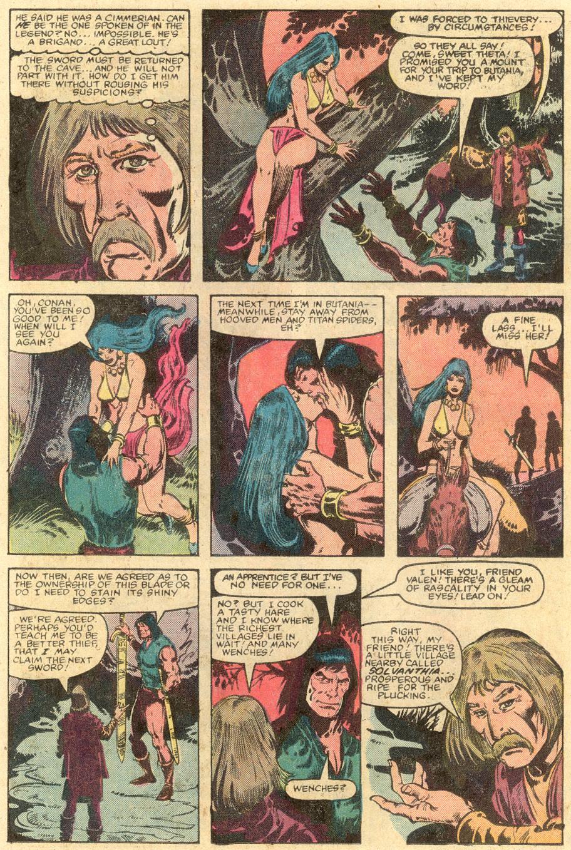 Conan the Barbarian (1970) Issue #143 #155 - English 8