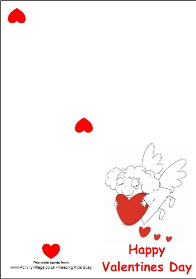 Printable Valentine Day Cards Gtgt Disney Coloring Pages
