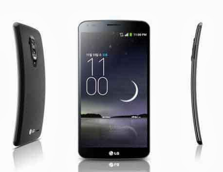 best android phone 2014 LG flex