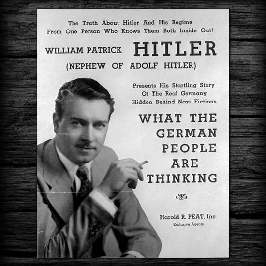 franklin roosevelt and adolf hitler essay On this day in 1933, president paul von hindenburg names adolf hitler, leader or   on this day in 1882, future president franklin delano roosevelt is born.