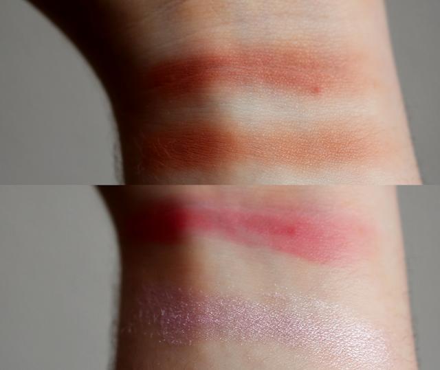 revue palette sugar and spice makeup revolution