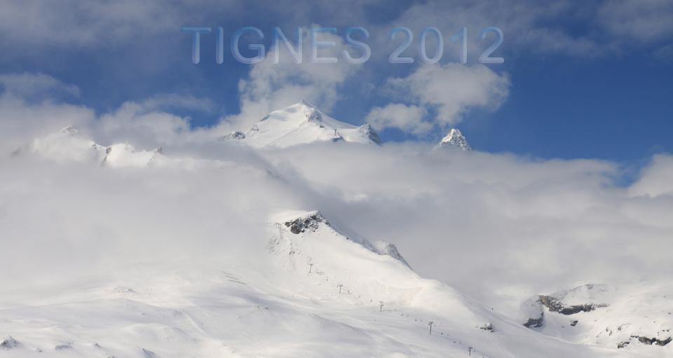 Tignes 2012