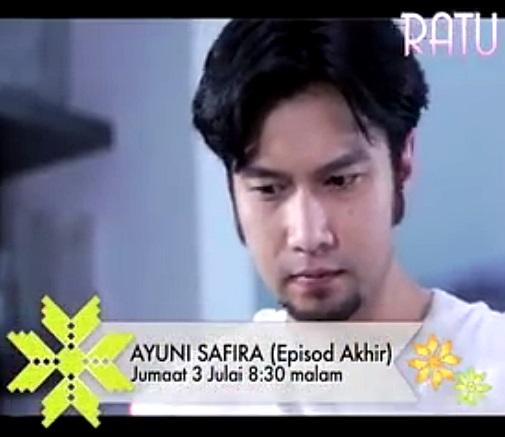 Ayuni Safira episod akhir, sinopsis episod terakhir Ayuni Safira TV9 episod 14, gambar, pelakon, drama Ayuni Safira TV9 tamat, last episode, ending Ayuni Safira TV9, episod kemuncak