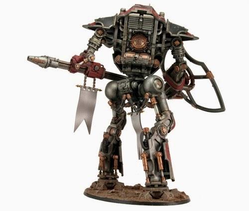 Cerastus Knight-Lancer trasera