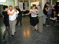 Práctica de Tango y Milonga