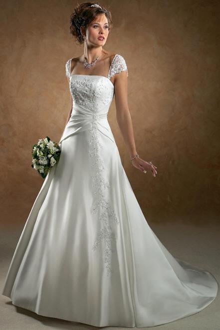 Modern wedding dresses jojos4eva for Modern wedding dress designers