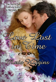 http://www.amazon.com/Love-Lost-Time-Marie-Higgins/dp/1492759430/ref=tmm_pap_title_0?ie=UTF8&qid=1385854700&sr=8-1