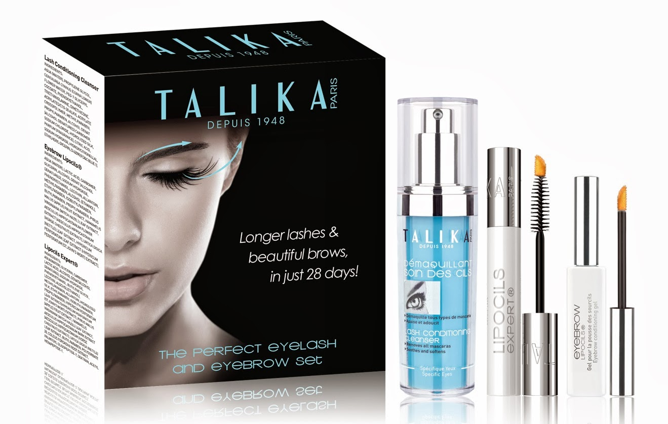 Celestechoo Talika And Eve Lom Beauty Gift Sets For Lovely Eyes