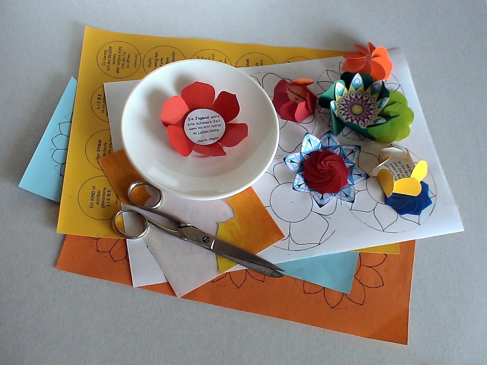 Ziemlich Blütenblätter Vorlage Zum Ausdrucken Galerie ...