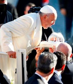 El Papa Francisco celebra su cumpleaños número 78