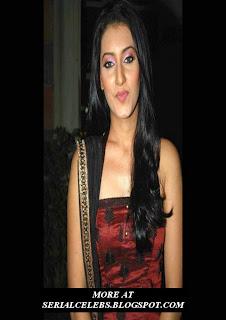 Hindi Tv actress Aditi Kaur Gupta