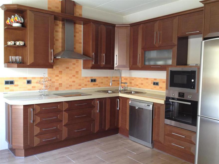 Cocinas a medida - Carpintero en Almería (PROFESIONALES) Muebles a ...