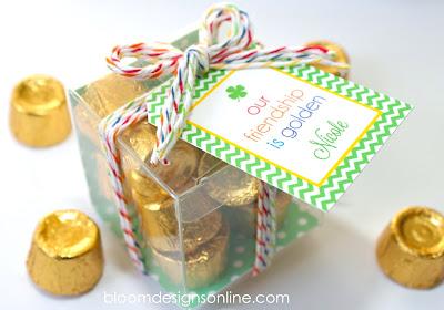 http://bloomdesignsonline.com/2013/02/our-friendship-is-golden-favors.html