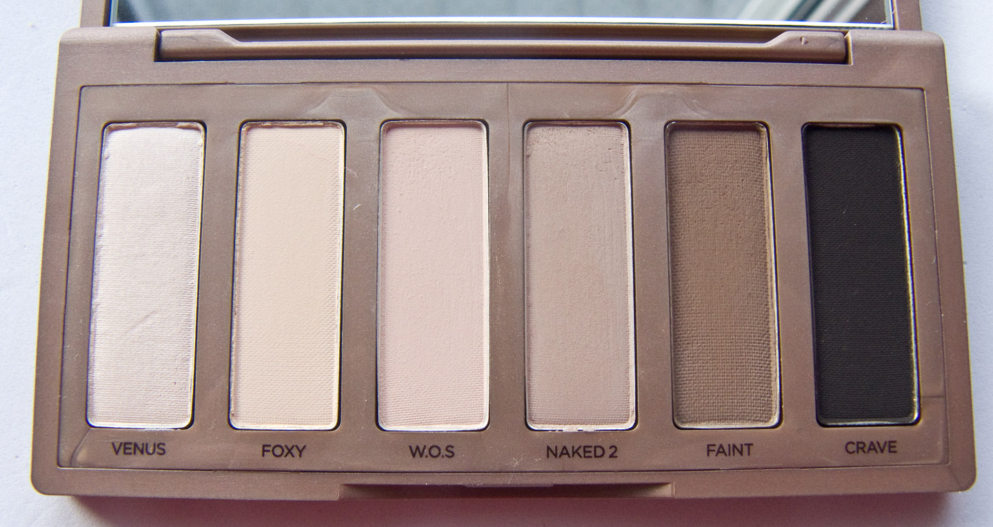 WARPAINT and Unicorns: Urban Decay Naked Heat Palette