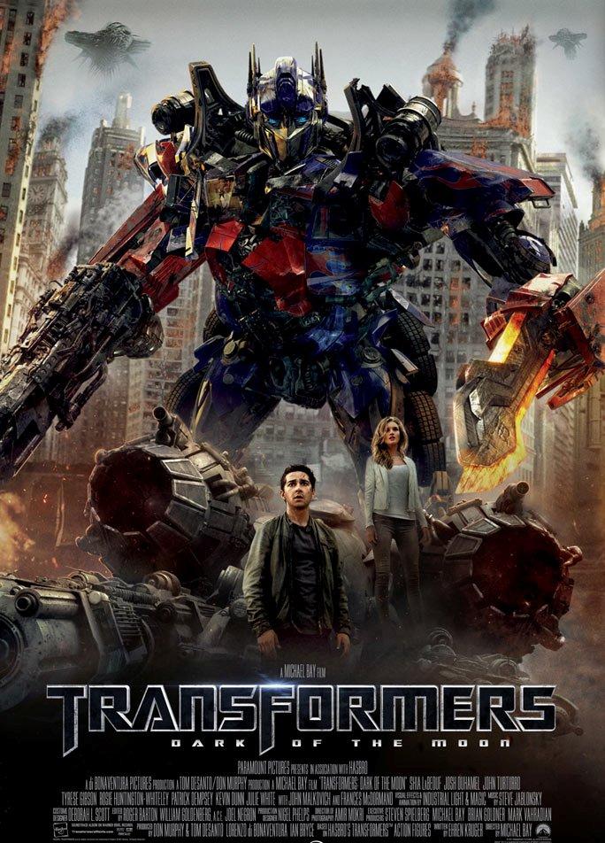 Transformers 3 : El lado oscuro de la Luna (2011) – Latino Online
