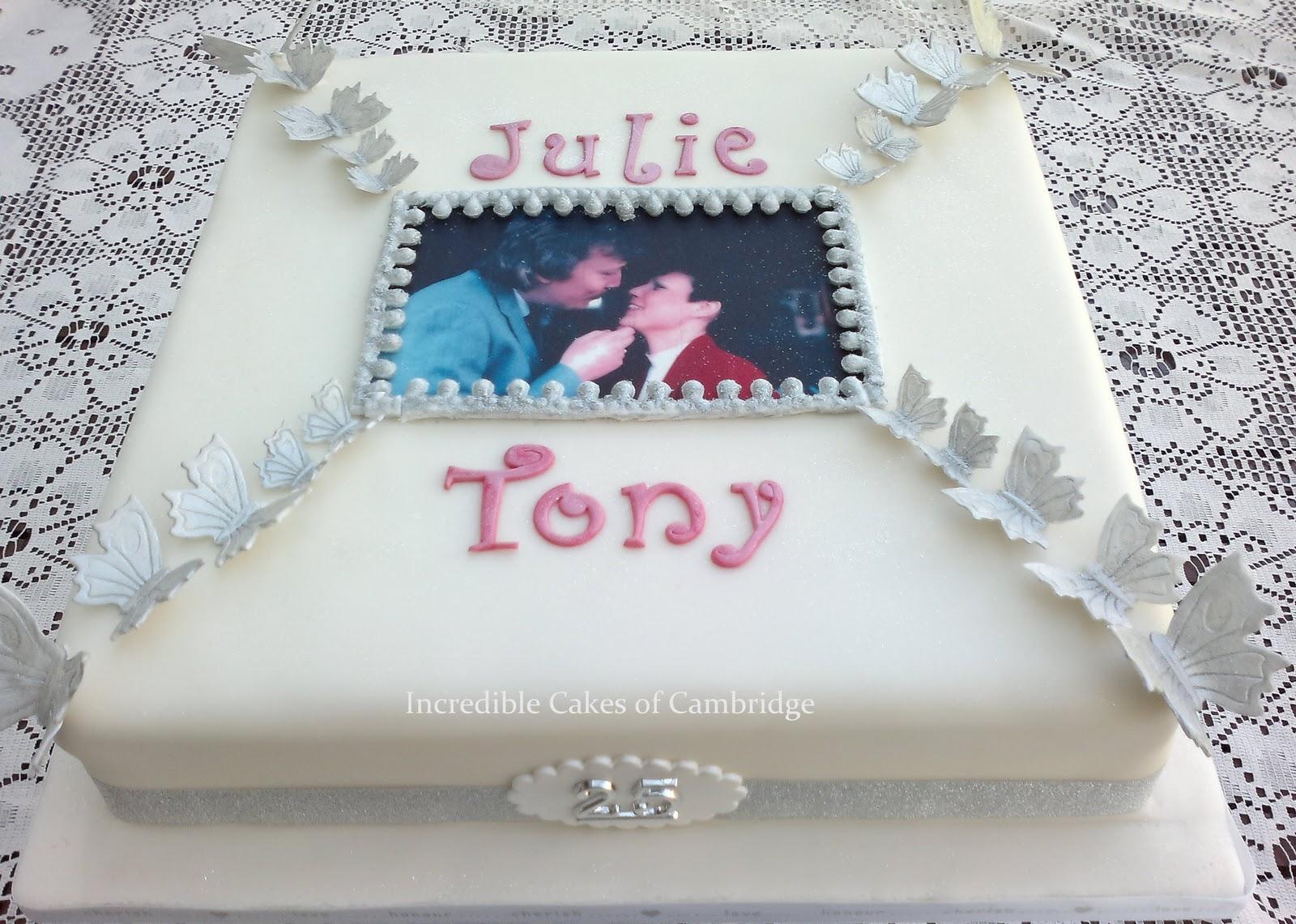 Magnificent Wedding Anniversary Cake Designs Image - The Wedding ...