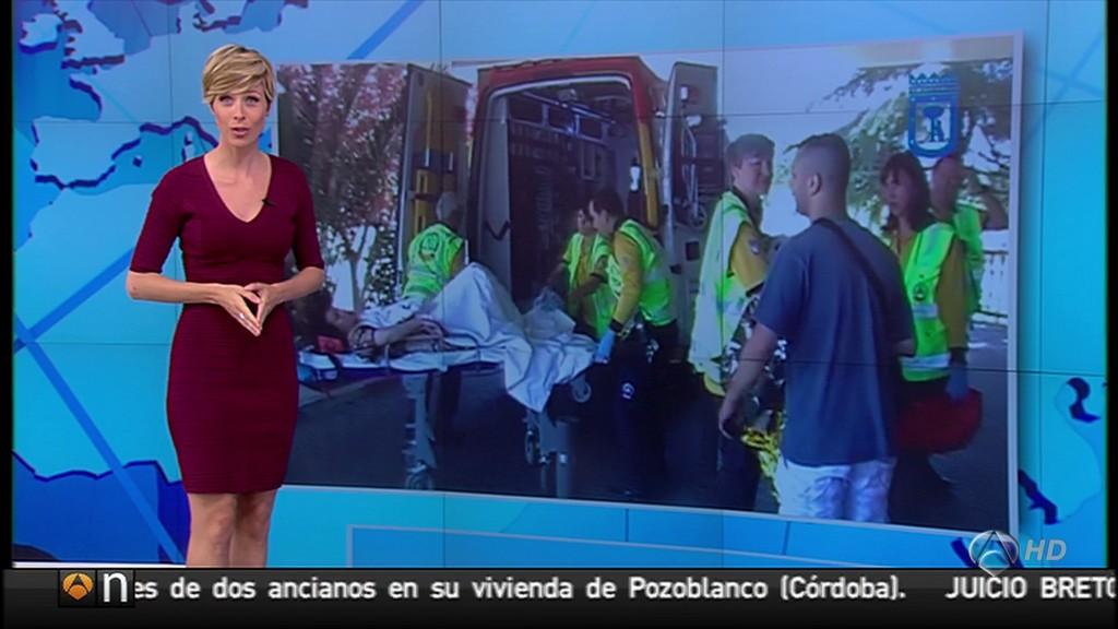 MARIA JOSE SAEZ, LAS NOTICIAS DE LA MAÑANA (17.06.13)