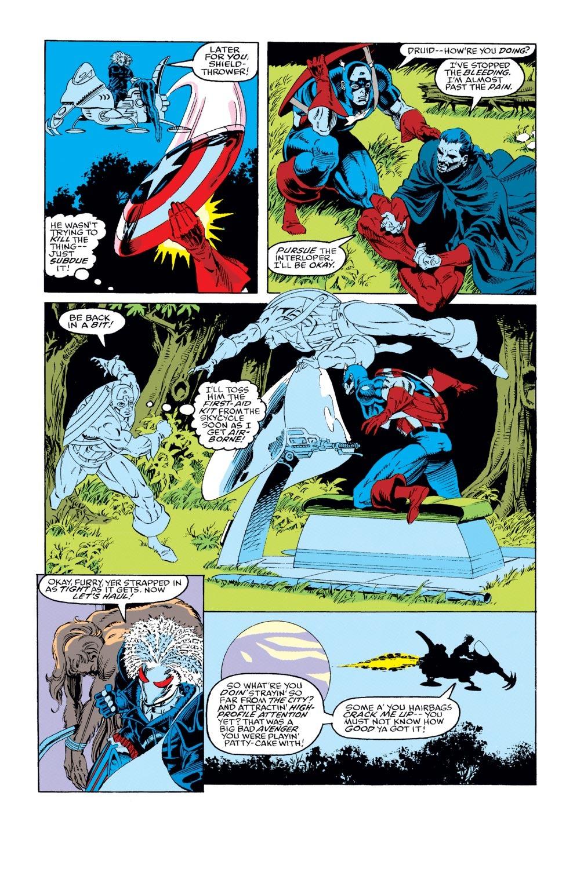 Captain America (1968) Issue #403 #352 - English 4
