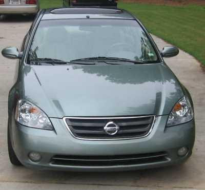 2002 Nissan Altima Repair manual