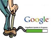 Google PageRank Update Februari 2013