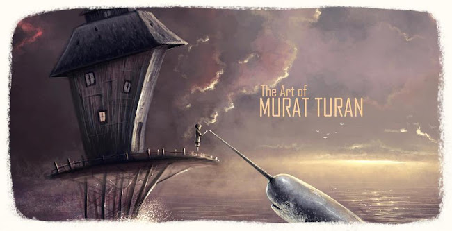 the art of murat turan