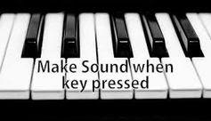 add sound