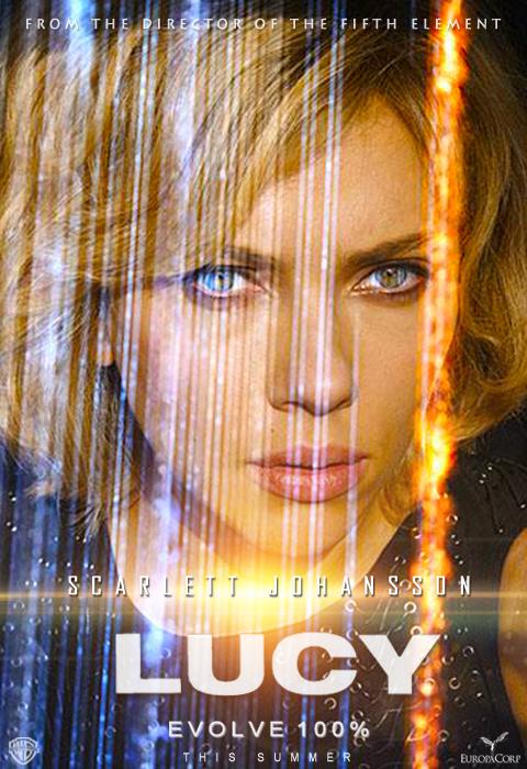 Lucy (2014) ลูซี่ สวยพิฆาต [HD][พากย์ไทย]