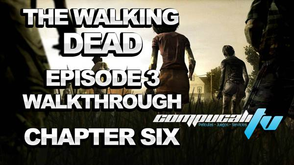 The Walking Dead Episodio 3 Long Road Ahead PC Full Español