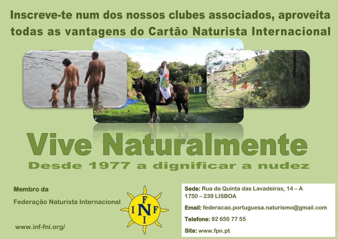 Adere a uma organização que promova o estilo de vida sem roupa e que ajude a proteger os direitos dos naturistas e nudistas. | Join an organization that promotes nudism and that helps to protect the rights of nudists
