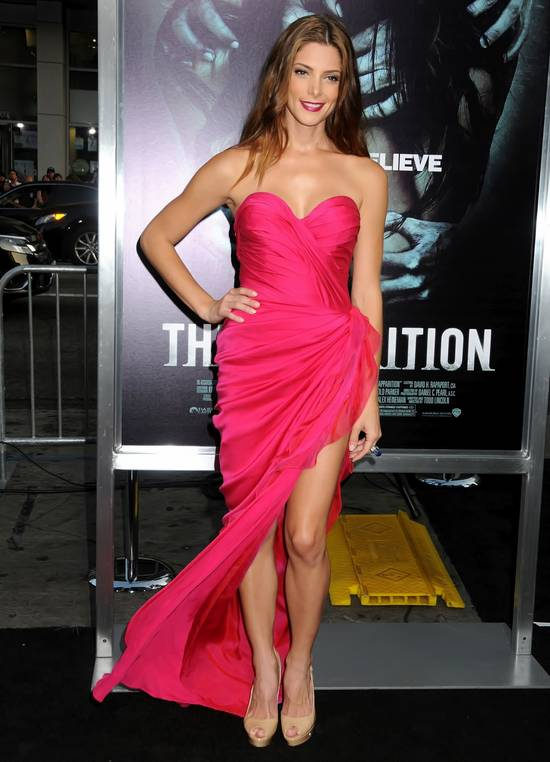 "Ashley Greene, ""The Apparition"" Premiere"