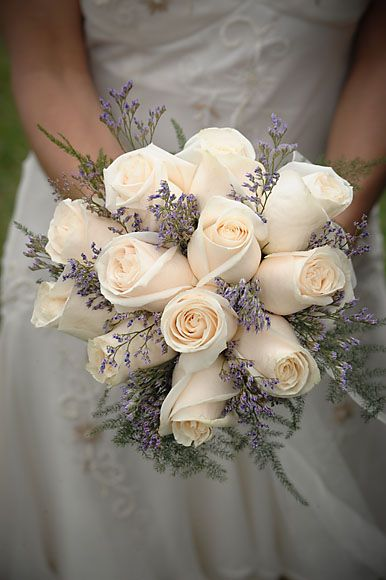 Lavender Is Such a Perfect Flower for Your Summer Wedding