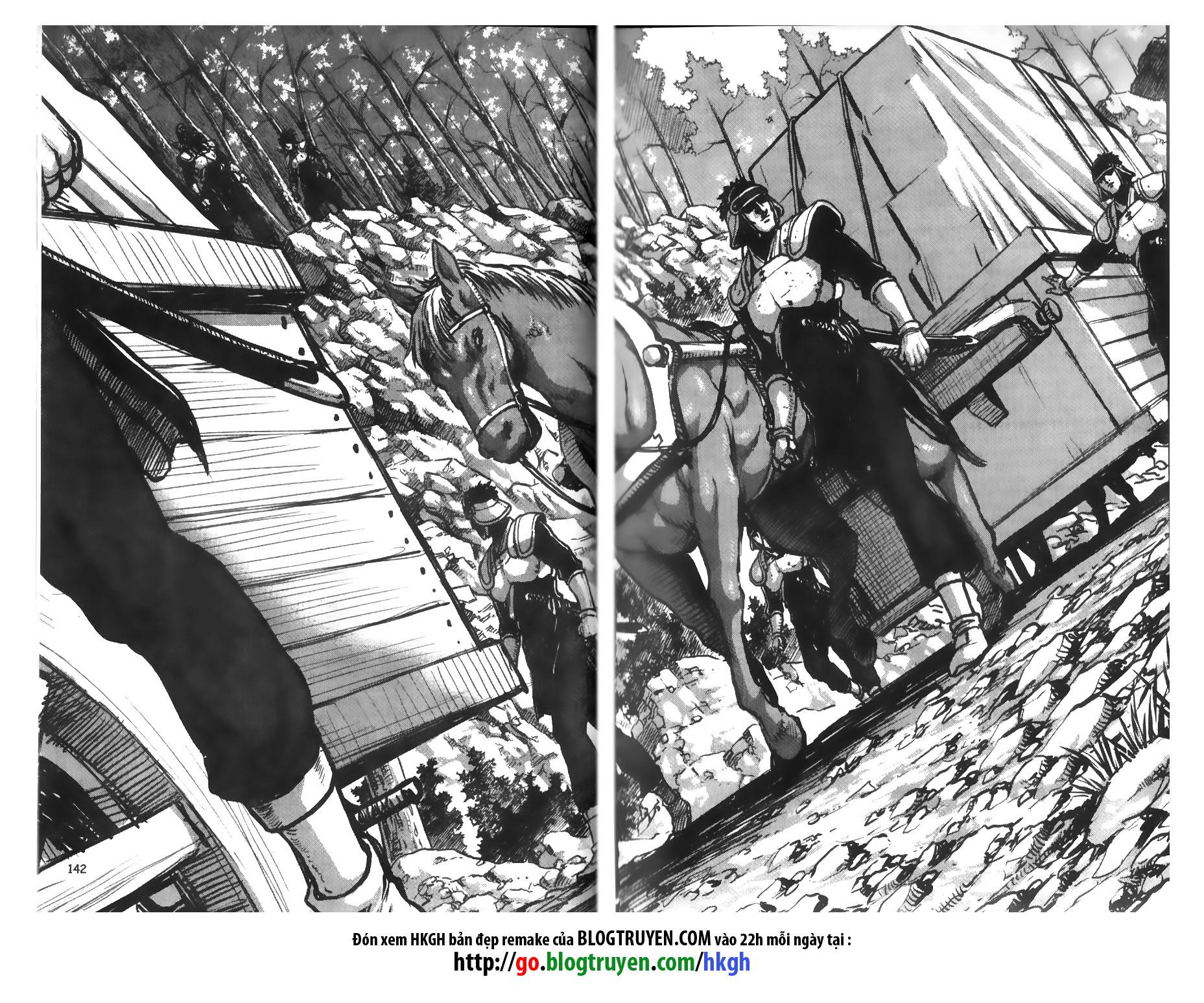 Hiệp Khách Giang Hồ - Hiệp Khách Giang Hồ Chap 362 - Pic 14