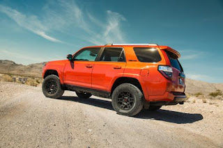 Rugged 4Runner all but begs to venture off-road