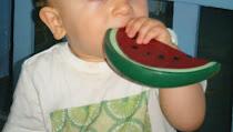 Vai uma fatia de melância?