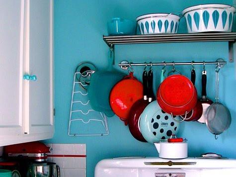 İlham Veren Renk Paletleri: Serin Sıcak Mutfaklar