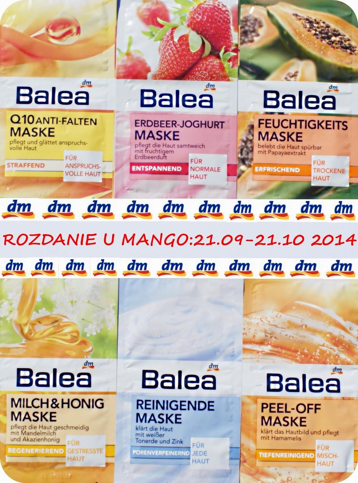 Rozdanie u Mango
