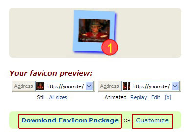 Favicon tutorial I