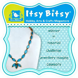 3. Winner in Itsy Bitsy's Tutorial Challenge - July 2013