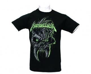 Camiseta Scary Guy